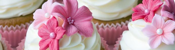 cupcakes-fleurs