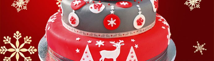 Decoration De Gateau Pour Noel