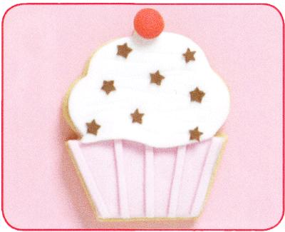 décorer un biscuit avec pâte à sucre