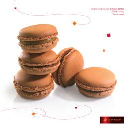 Macarons au Cognac