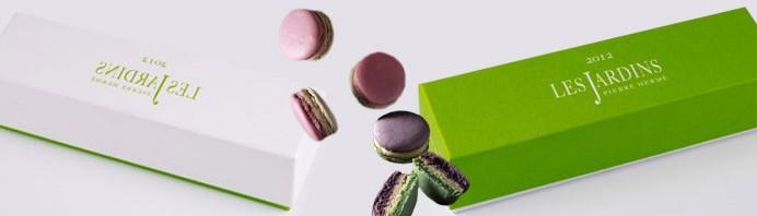 Les jardins de pierre herm des macarons ph m res cerfdellier le blog - Pierre herme boutique en ligne ...