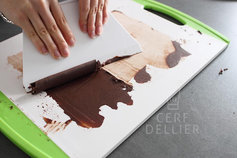 Les Decorations En Chocolat Cerfdellier Le Blog