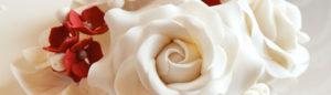 Faire des fleurs en pâte à sucre