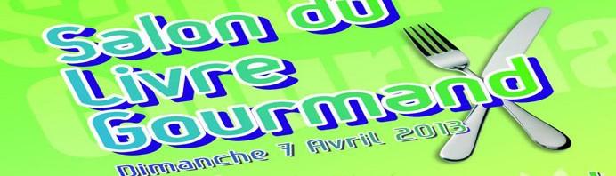 Salon du livre gourmand de maurecourt 2013 cerfdellier - Salon du livre gourmand ...
