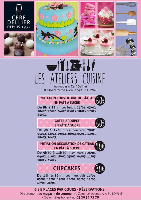 Programme Des Cours Cerf Dellier Lomme Cerfdellier Le Blog