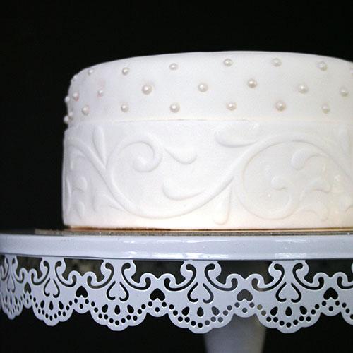 Recettes pour gâteaux en pâte à sucre
