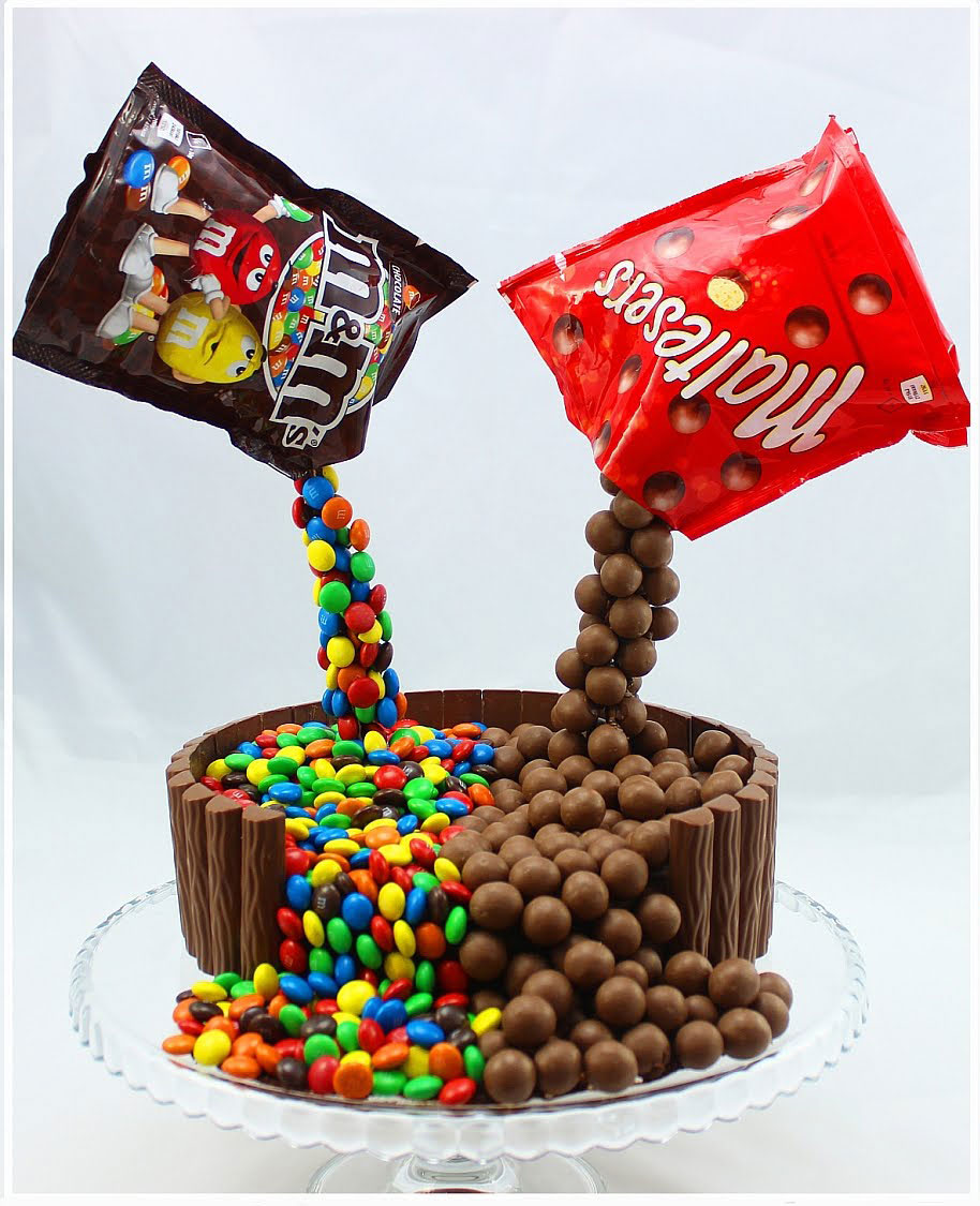 Moule Gravity Cake