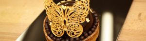 Tartelettes chocolat / Tonka