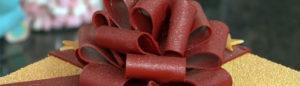Comment faire un ruban en chocolat