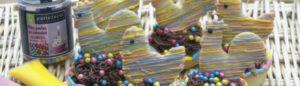 [Tuto] Faire un nid de Pâques au chocolat