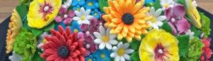 Faire des fleurs en pâte à sucre (gumpaste)
