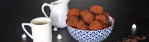 [Recette minute] Truffes au chocolat