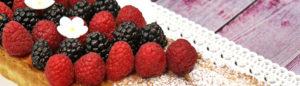 [Recette] Tarte facile aux fruits rouges frais