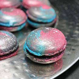 Macarons galaxy
