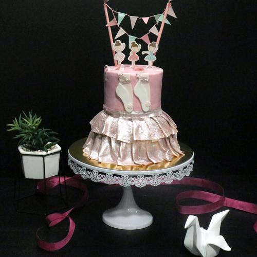 Recette Molly Cake ballerine