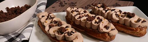 L'éclair chocolat gourmand