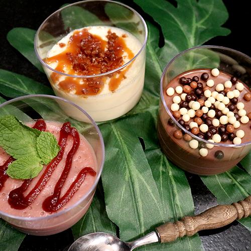 Recettes de crèmes dessert maison
